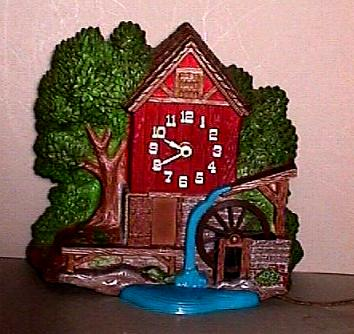 Sms Noveltiques Animated Novelty Clocks Vintage Novelty